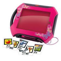 Protector iPad - Fisherprice crear y aprender apptivity