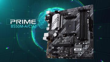 Tarjeta madre AMD B550 ASUS