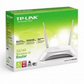 TP-TL-MR3420 TPLink