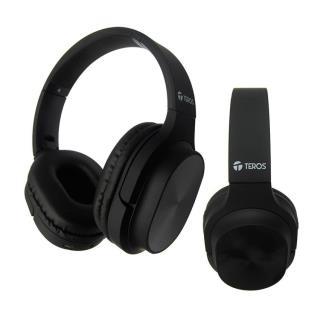 Audífonos Inalámbricos Teros Te-8080 Bluetooth